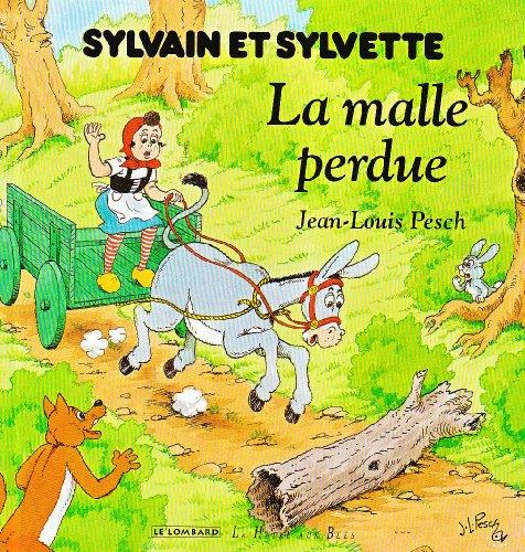 Sylvain et Sylvette, tome 9 : La Malle perdue