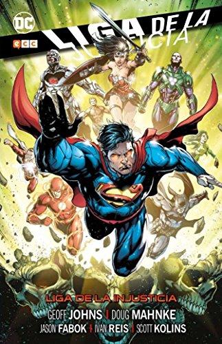 Liga de la Justicia: Liga de la Injusticia