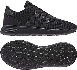 adidas Lite Racer, Unisex Kids' Shoes, Black (Core Black/Core Black/Utility Black), 13.5 UK (32 EU)