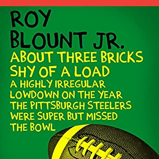 About Three Bricks Shy of a Load audiobook cover art