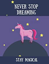 Never Stop Dreaming Mastermind Unicorn Coloring Book For Kids Ages 2-4: Princesses, Dragons and Mermaids, Castles, Unicorn...