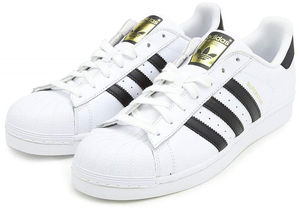 Adidas/阿迪达斯三叶草女鞋SUPERSTAR金标贝壳头板鞋小白鞋休闲鞋