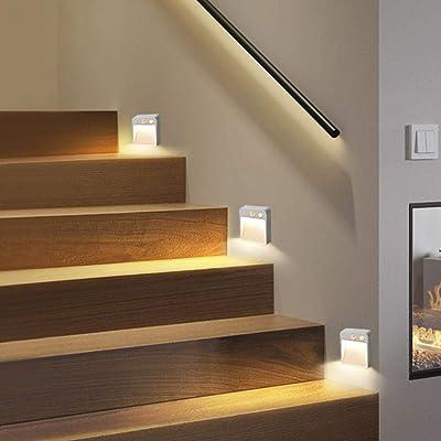 Aplique Pared Baño Escaleras Luces Led Lámpara De Pared Sala De ...