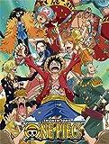 One Piece Anime Throw Blanket - Luffy, Zoro, Sanji, Nami and Crews Group