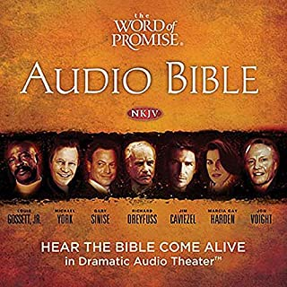 (13) 2 Chronicles, The Word of Promise Audio Bible: NKJV cover art