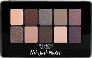 Revlon Colorstay Not Just Nudes Eyeshadow Palette Romantic Eyeshadow Palettes
