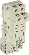 Eaton D7PAA General Purpose Relay Mount, DIN Rail/Panel Mounting Style, For Use With D7PF1 and D7PF2