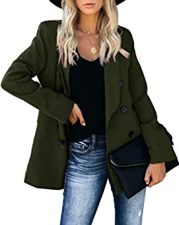 Best womens green blazer Reviews