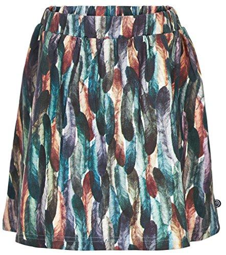 MINYMO Weit schwingender Rock im Indianer Design 140654 Size 140