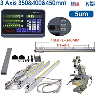 Best 3 axis mill dro Reviews