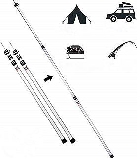 comprar comparacion carpas de camping accesorios toldos Adecuado tienda de campaña familiar carpas plegables impermeables tela camping toldo d...