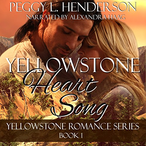 Yellowstone Heart Song audiobook cover art