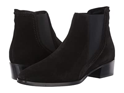 Aquatalia Fiala Suede (Black) Women