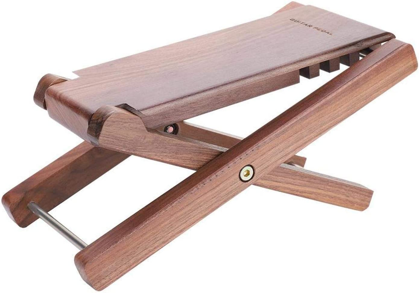 Pwshymi Footrest Rest Accessory Bargain mart 4-Leve Professional Parts Guitar