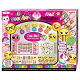 SMITCO Kids Nail Polish Kit - Non-Toxic Peel Off Gift Sets for Girls...