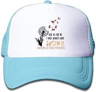 dan ding Kids Simply Southern Hope ユースメッシュ野球帽