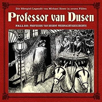 Die neuen Fälle, Fall 20: Professor van Dusens Weihnachtsgeschichte