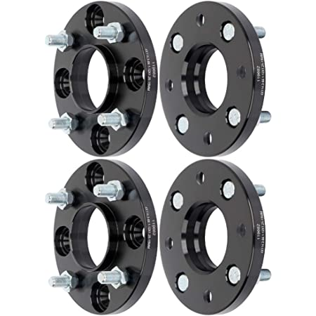 Wheel Spacers 5mm Pair of Spacer Shims 4x114.3 for Nissan 280ZX 76-83