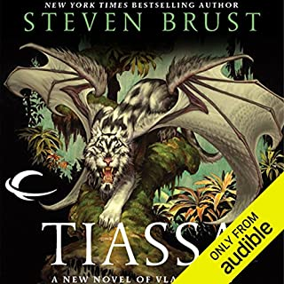 Tiassa audiobook cover art