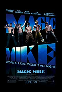 Magic Mike, Movie Poster 24in x 36in