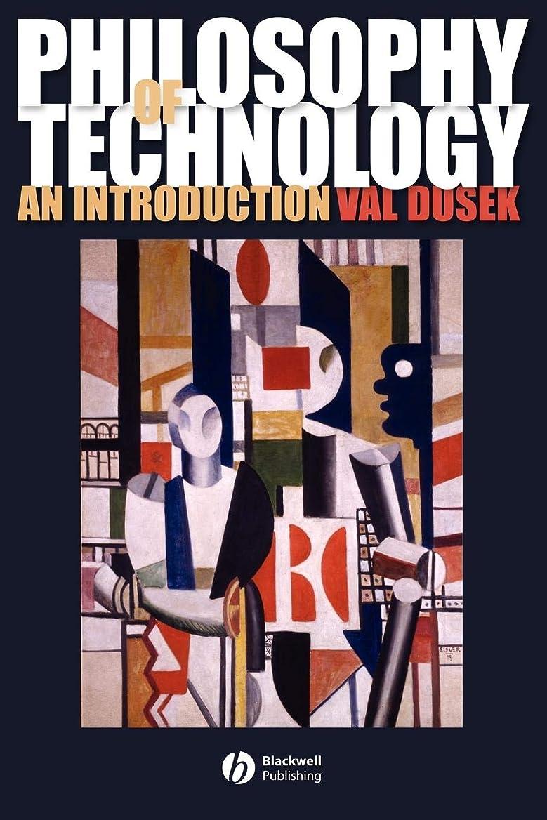精査警報羽Philosophy of Technology: An Introduction