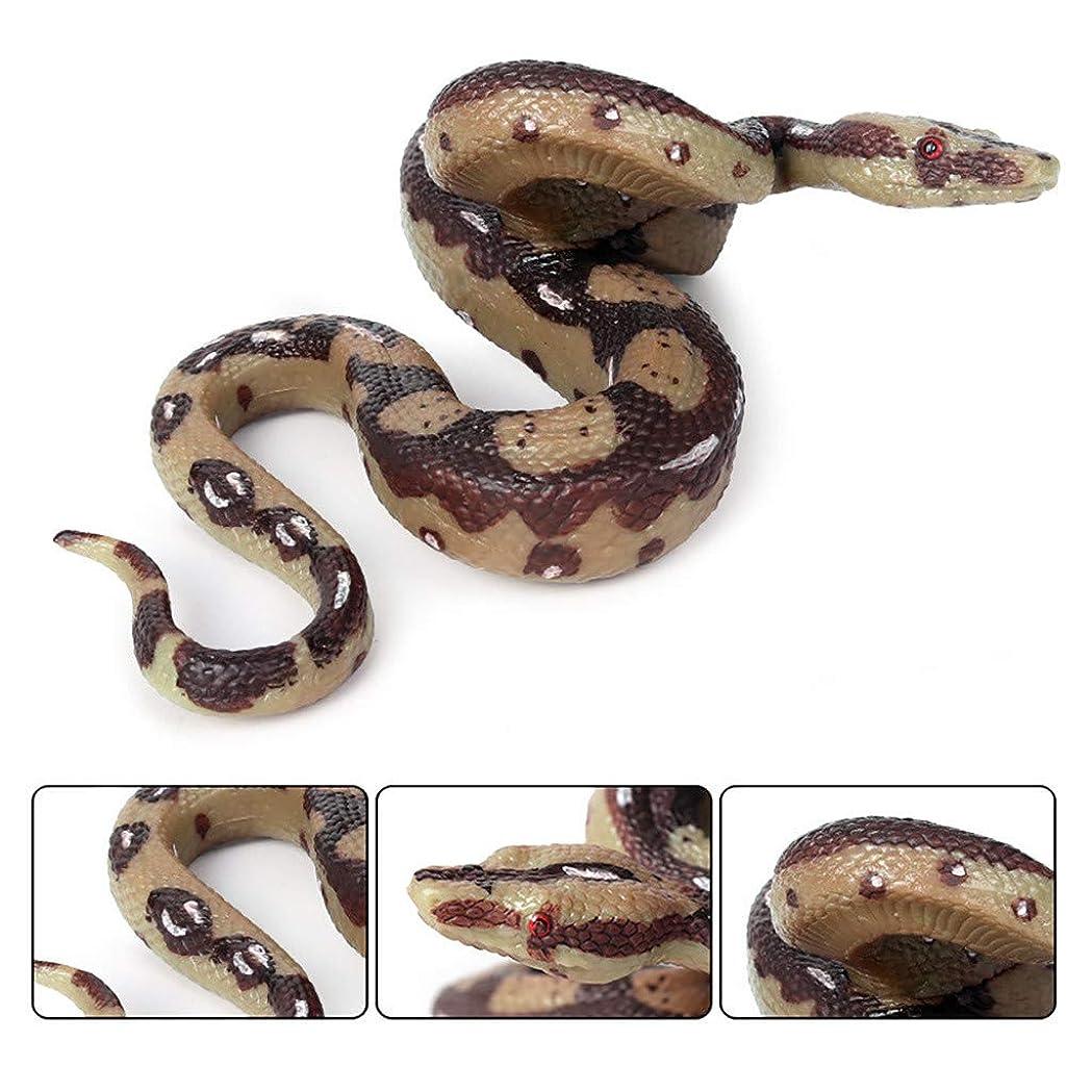 着服外科医みがきます蛇 おもちゃ モデル MISIYF シミュレーション スネーク 偽のヘビ ガーデン小道具 面白い いたずら 恐ろしい ハロウィン 仮装用品 パーティー インドニシキヘビ