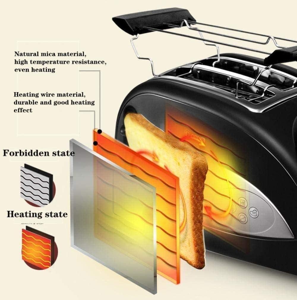Brood machine Broodmachine Brood Machine Volautomatische huishoudelijke Intelligent Multifunctioneel Household brood en pasta Digital broodmachine (Color : B) A