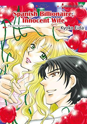 Spanish Billionaire, Innocent Wife: Harlequin comics (English Edition)