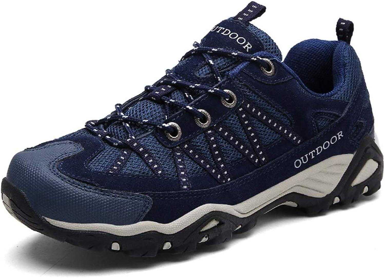 Damen Wanderschuhe, Paar Outdoor Langlauf Wanderschuhe Anti-Pelz Mesh Schuhe Outdoor Casual Schuhe Atmungsaktive Größe Schuhe für Männer und Frauen  | Deutschland