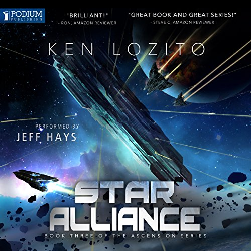 Star Alliance audiobook cover art