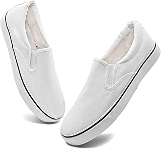 Amazon.com: White Men's Loafers & Slip-Ons