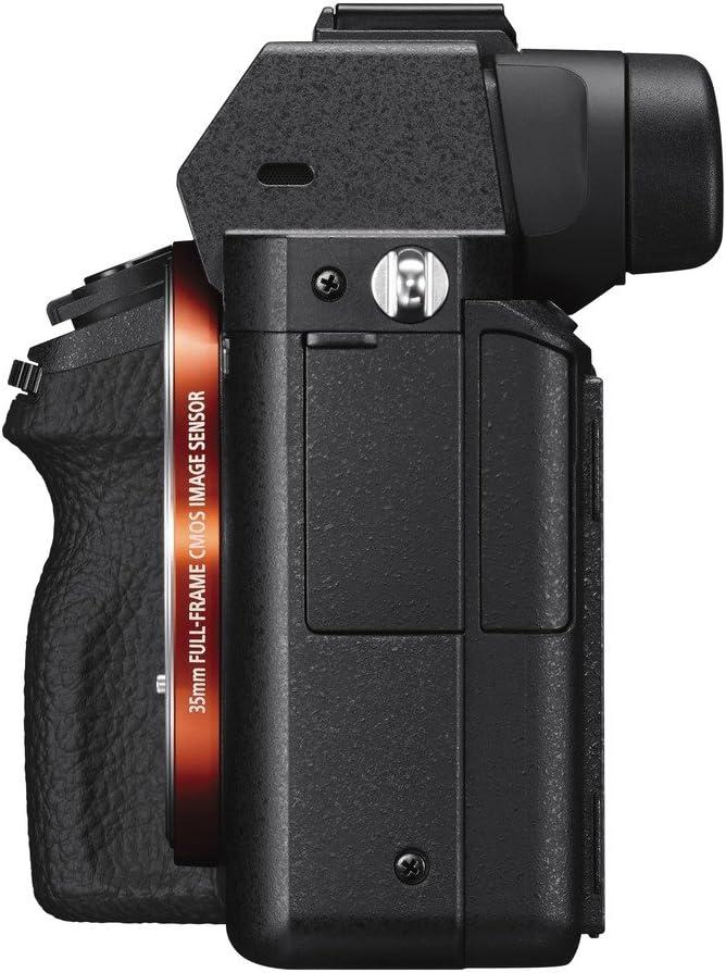 Sony Alpha a7II Mirrorless Digital Camera Body with 35mm F1.8 Lens