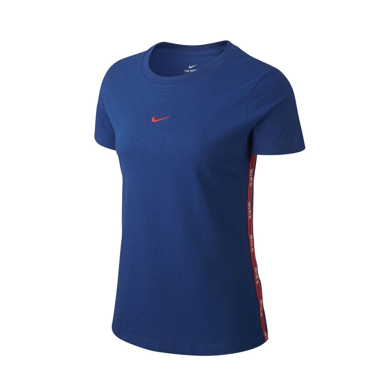 Nike 耐克女士运动装 T 恤标志胶带
