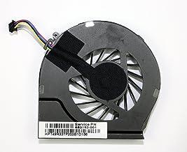 Power4Laptops Ventilador para Ordenadores portátiles 4 Pin Modelo Compatible con HP Pavilion G6-2212