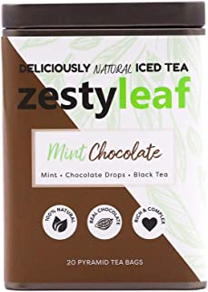 Mint Chocolate Tea by Zestyleaf
