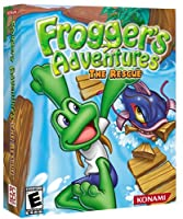 Frogger's Adventures: The Rescue (輸入版)