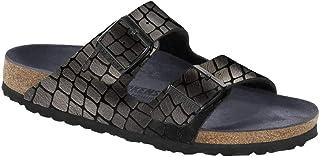 Birkenstock Women's Arizona MF Gator Sandals