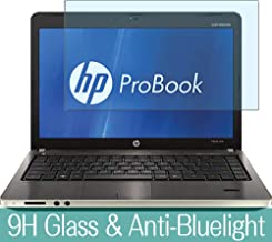 """Synvy Anti Blue Light Tempered Glass Screen Protector for HP ProBook 4535s 15.6"""" Visible Area 9H Protective Screen Film Pr..."""