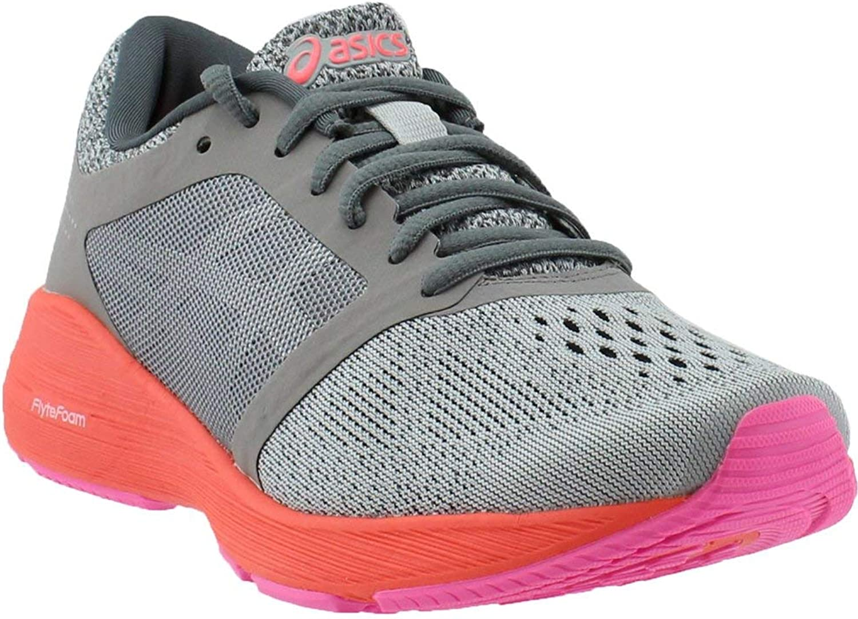 ASICS Roadhawk FF Women's shoes Carbon Silver Coral
