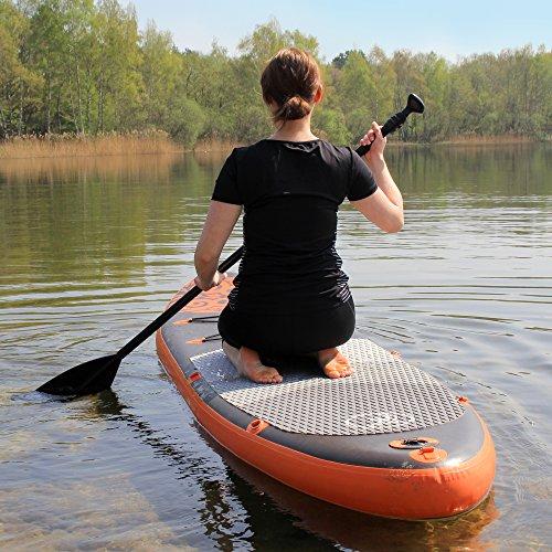 Nemaxx PB300 Stand up Paddle Board 300x76x15cm - 7