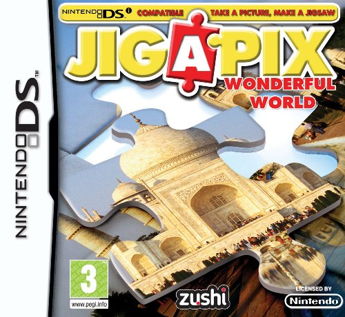 Jig a Pix - Wonderful World