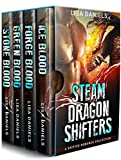 Steam Dragon Shifters: Shifter Romance Collection