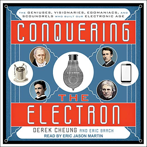 Conquering the Electron cover art