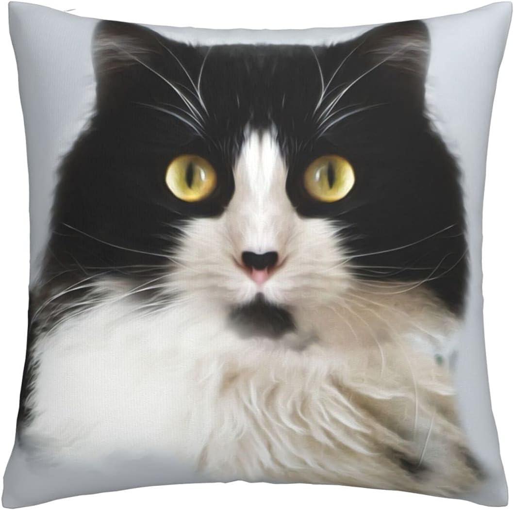 Cat Eyes Sale Kansas City Mall Special Price Feline Pet Kitten Meow Sofa 18inch18inch Pillow Living