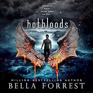 Hotbloods cover art