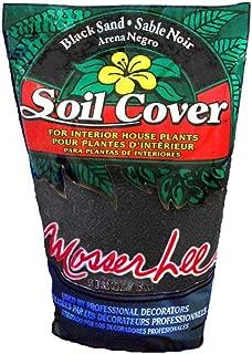 Mosser Lee ML1112 Black Sand Soil Cover, 5 lb.