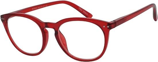 MARE AZZURO Reading Glasses Women Round Readers 0 1.0 1.5 2.0 2.5 3.0 3.5