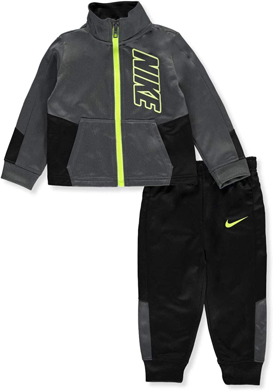 Nike Baby Boys' 2-Piece Tracksuit Pants Max Industry No. 1 56% OFF Set Black -