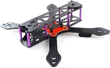 Martian II RX220 FPV Racing Drone Carbon Fiber Quadcopter Frame Like QAV210 etc (4MM) by Crazepony