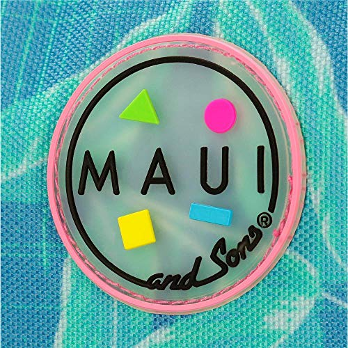 61E1KpkfQRL - Mochila con carro Maui Tropical State